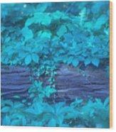 Eternal Embrace Wood Print