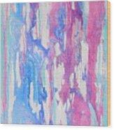 Eternal Flow Wood Print