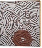 Eto - Tile Wood Print