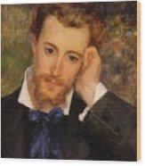 Eugene Murer 1877 Wood Print