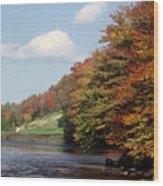 Ingliss - Fall Wood Print