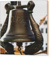 Euterpe Bell Wood Print