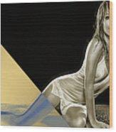 Eva Longoria Collection Wood Print