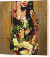 Eva's  Sin #0076 Wood Print