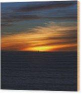 Event Horizon Wood Print