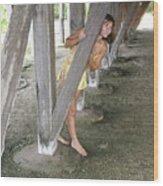 Everglades City Beauty 534 Wood Print