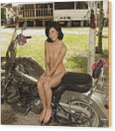 Everglades City Photography By Lucky Cole Wood Print