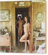 Everglades City Professional Photographer 708 Wood Print