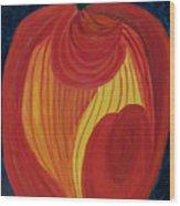 Eve's Apple Wood Print