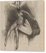 Ex Libris C. Patel Wood Print