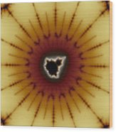 Exiled Mandelbrot No. 60 Wood Print