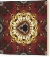 Exiled Mandelbrot No. 9 Wood Print