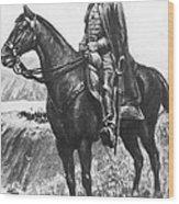 Explorer Juan Bautista De Anza Wood Print