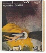 Expo 67 Wood Print