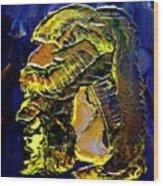 Exposure Wood Print