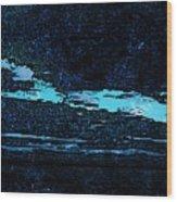 Expressionist View IIi Wood Print