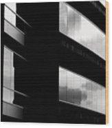 Exquisite Edificio Wood Print