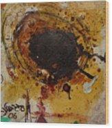 Eye 4 Wood Print