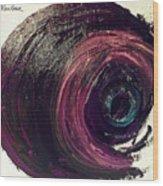 Eye Abstract II Wood Print