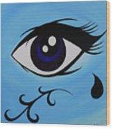 Eye Candy Wood Print