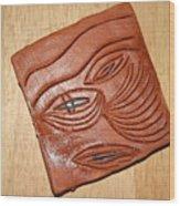 Eye In Year 10 - Tile Wood Print