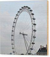 Eye Of London I Wood Print