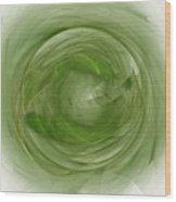 Eye Of Nature Wood Print