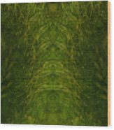 Eyes Of The Garden-2 Wood Print
