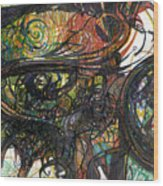Eyescape Wood Print