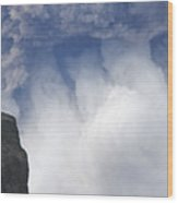Eyjafjallajokull Wood Print