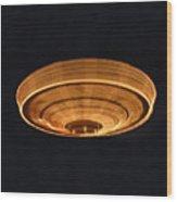 Ezekiel's Wheel Wood Print