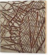 Ezra - Tile Wood Print