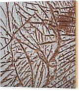 Ezras Day - Tile Wood Print