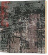 F 027 Wood Print by Piotr Storoniak