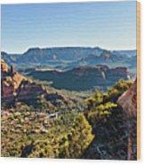 F And B Ridge 07-028 Wood Print