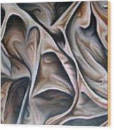 Fabric Study Wood Print