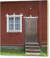 Fagervik Wood Print