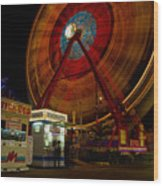 Fair Dreams Wood Print