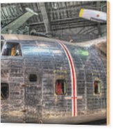Fairchild C-123k Provider Wood Print