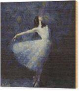 Fairy Dance Wood Print