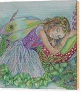 Fairy Dreams Wood Print