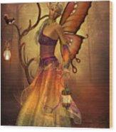 Fairy Lilith Wood Print