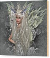 Fairy So Sweet Wood Print