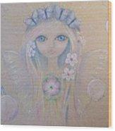 Fairy Song  Wood Print