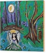 Fairytopia Wood Print