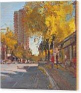 Fall 2010 Canada Wood Print