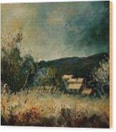 Fall 4590 Wood Print