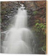 Fall Creek Falls 2 Wood Print