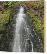 Fall Creek Falls 3 Wood Print
