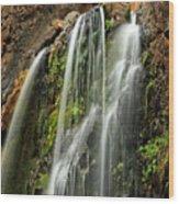 Fall Creek Falls 4 Wood Print